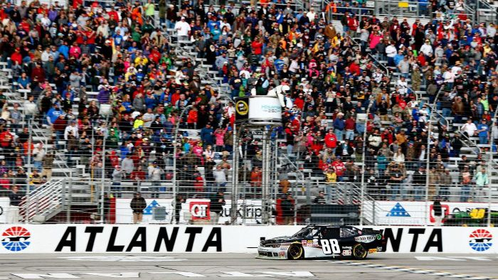 How Do You Purchase Tickets for Atlanta Motor Speedway?
