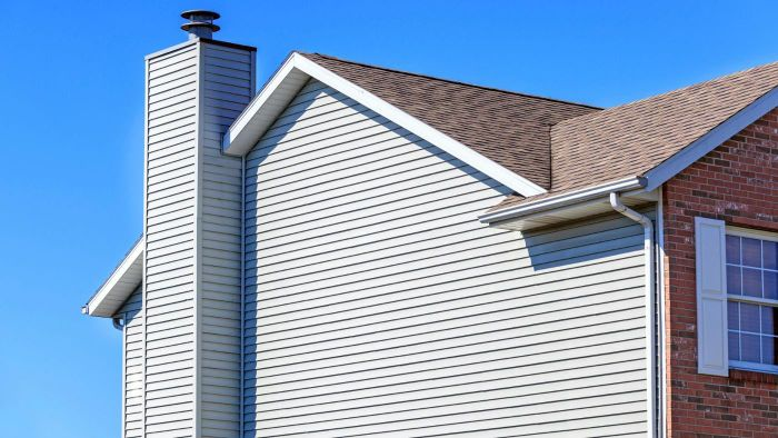 What Are Some Popular Colors for Vinyl Siding on a House?