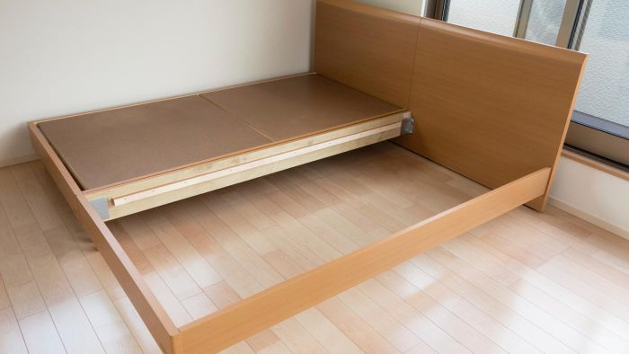 What Are the Standard Sizes of a Bed Frame?