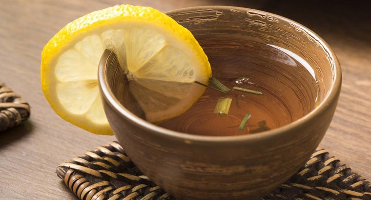 What Is a Good Fresh Ginger Tea Recipe?