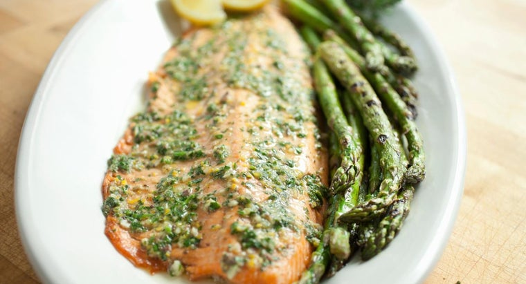 What Are Some Simple Sauces That Go With Salmon?