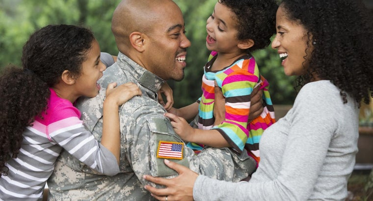 What Grants Are Available for Children of Veterans?