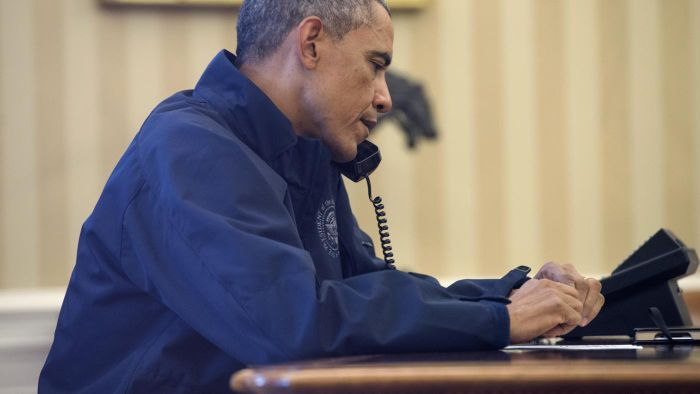 What Are the Ways to Contact Barack Obama Through Email?