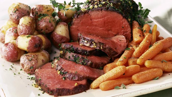 What Is an Easy Recipe for Beef Tenderloin?