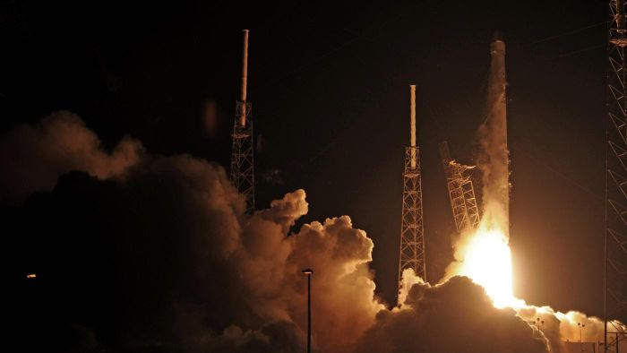 What Was the Mission of the Failed SpaceX Launch?