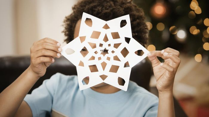 How Do You Create a Paper Snowflake?