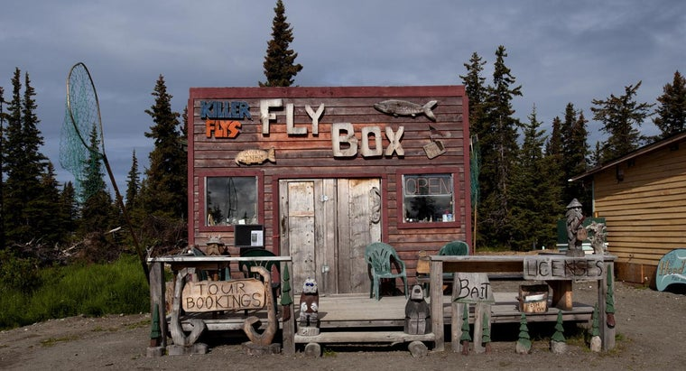 Where Stores Are in Alaska?