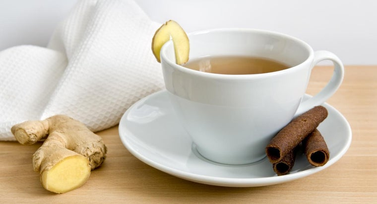 What Are Some Benefits of Drinking Ginger Root Tea?