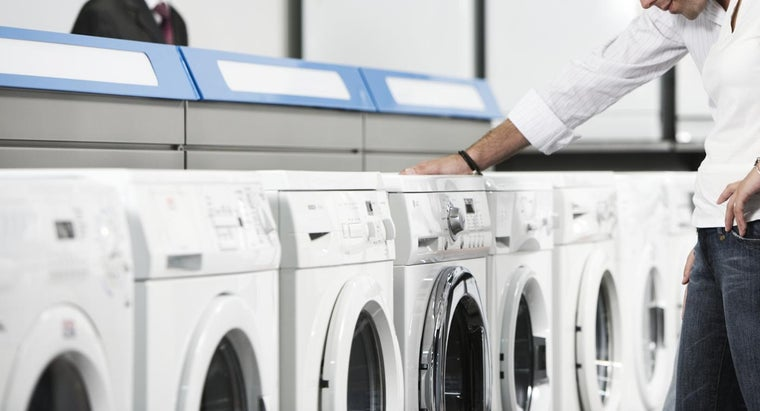 Are Apartment Washers and Dryers Sold Separately?