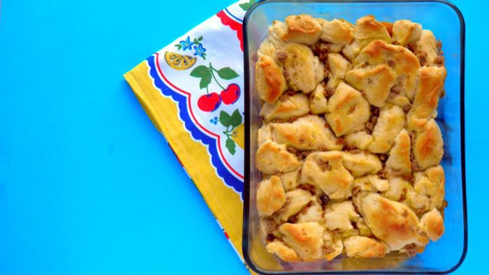 How Is Peach Cobbler Canned?