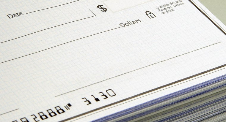 How Do You Read Bank Codes on a Check?