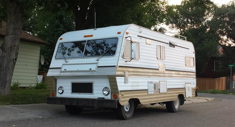 Where Can You Purchase Salvage RV Parts?
