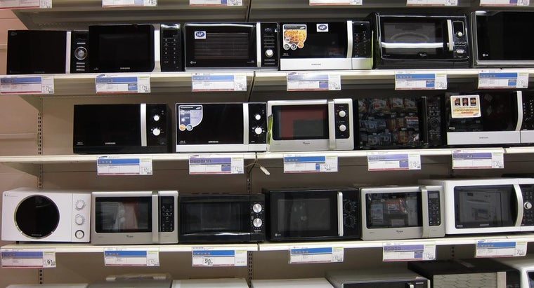 Does Kenmore Offer Repair of Its Recalled Microwave Ovens?