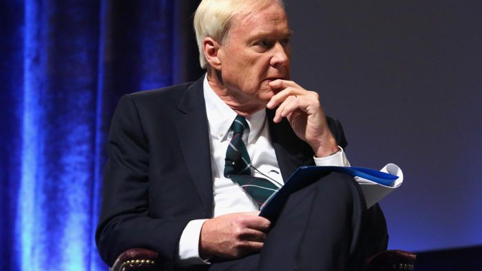 What Controversial Events Has MSNBC's Chris Matthews Covered During His Career?