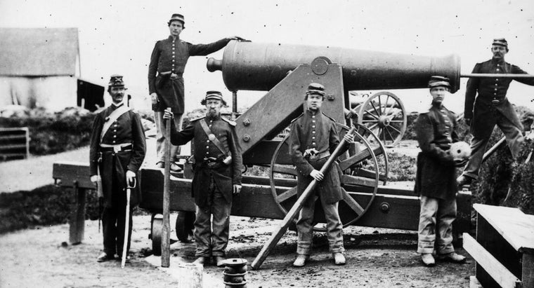 Can You Look up Records for Civil War Soldiers Online?