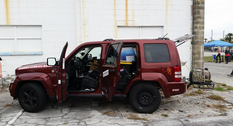 How Can You Find a Jeep Liberty 4x4 for Sale?