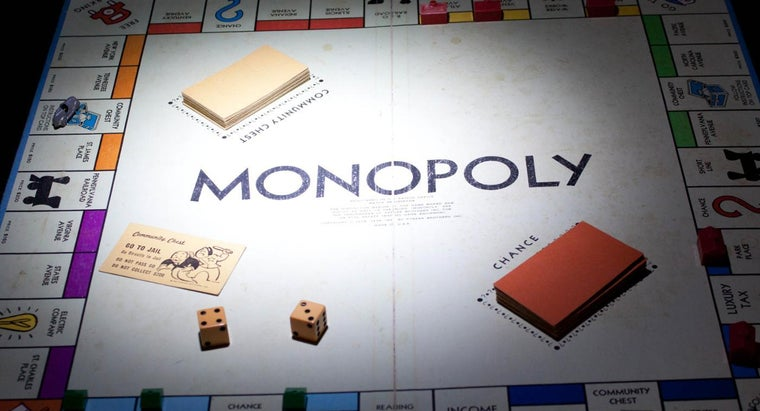 What Are the Rules to the Monopoly Board Game?