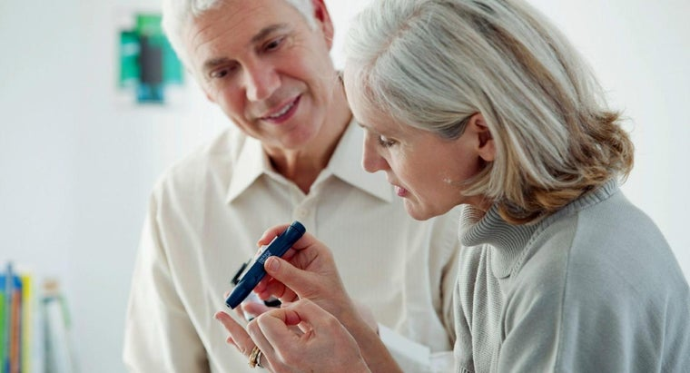 What Are the Recommended Cholesterol Levels for a Person With Diabetes?