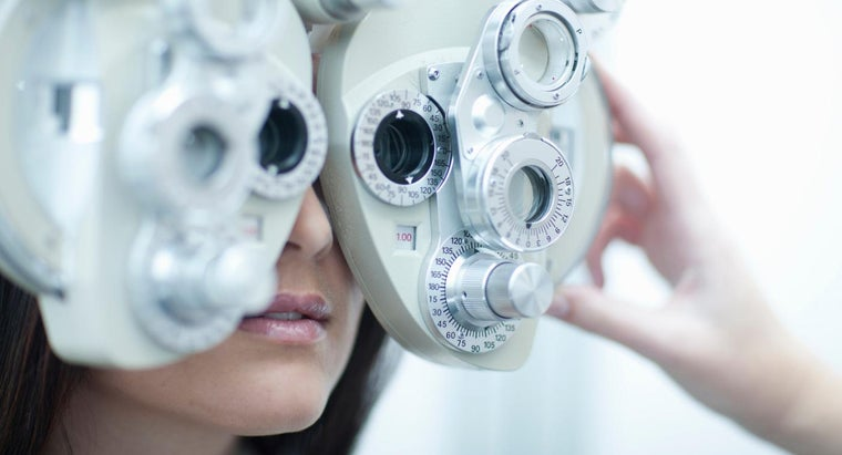 What Is an Eye Doctor Called?
