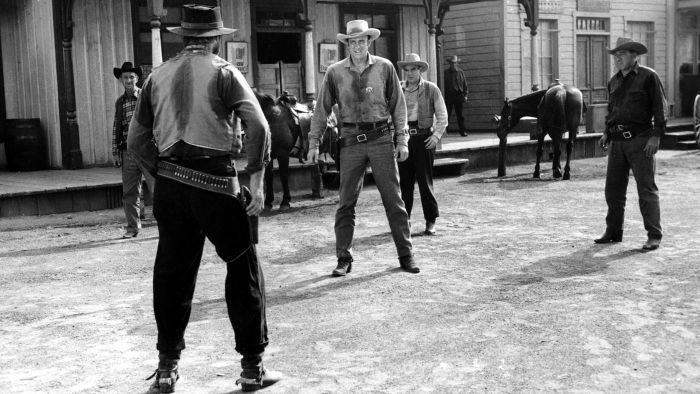 "Who Were the Characters on the TV Series ""Gunsmoke""?"