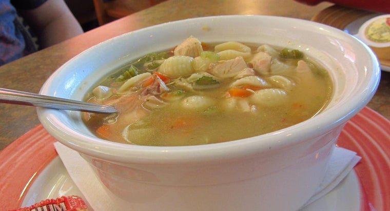 What Are Some Good Soup Recipes?