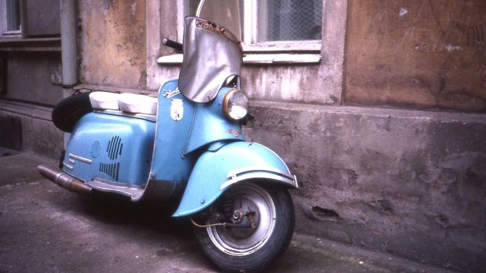 Where Can You Buy Used Motor Scooter Parts?