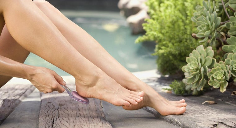 How Do You Cure a Callus on the Foot?