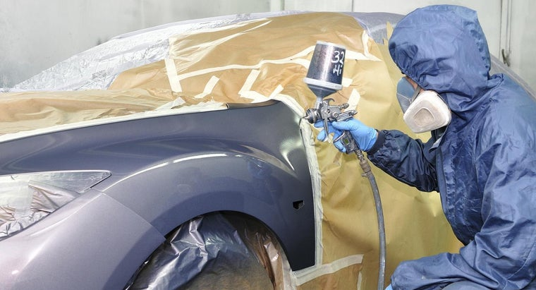 How Do You Get the Best Prices on Auto Body Painting?