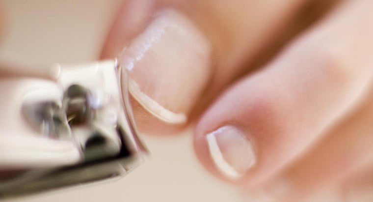 How Can You Trim Thick Toenails Safely?