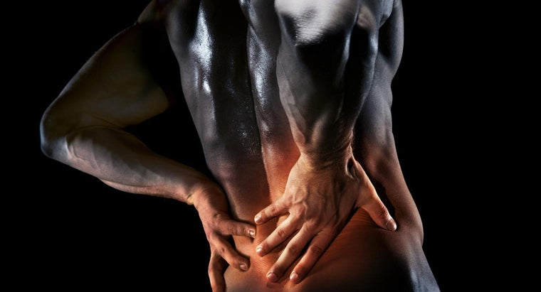 What Causes a Burning Pain in the Back?