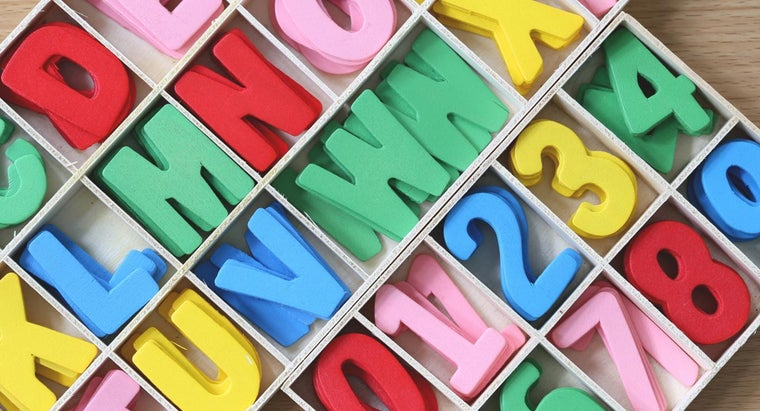 Where Can You Find Letters of the Alphabet to Print Online?