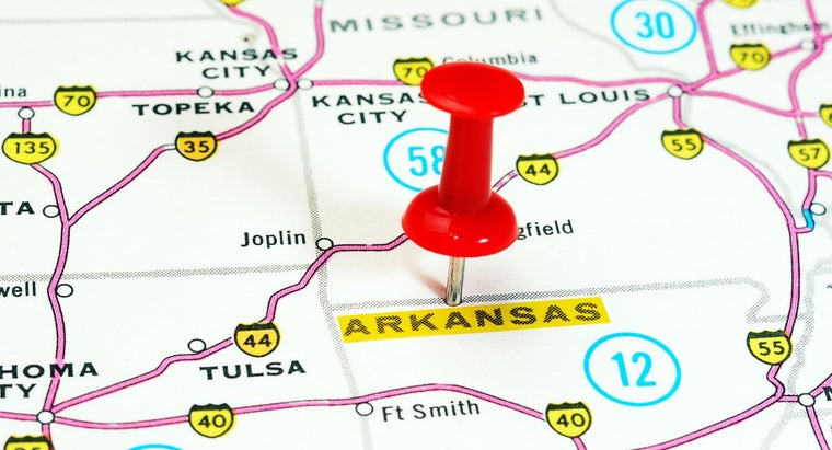 What Is the Current Sales Tax Rate for Arkansas?