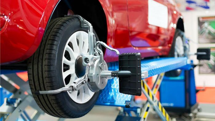 How Do You Save Money on a Tire Alignment?