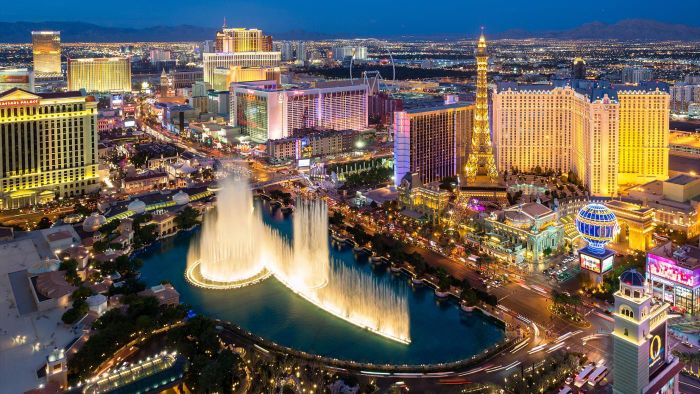 What Are Some Popular Things to Do in Vegas?