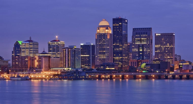 What Are Some ZIP Codes in Louisville, Kentucky?