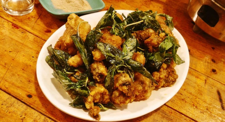 What Is a Good Recipe for Fried Oysters?