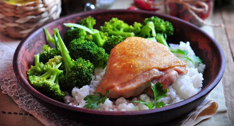What Are Some Easy Baked Chicken and Rice Recipes?