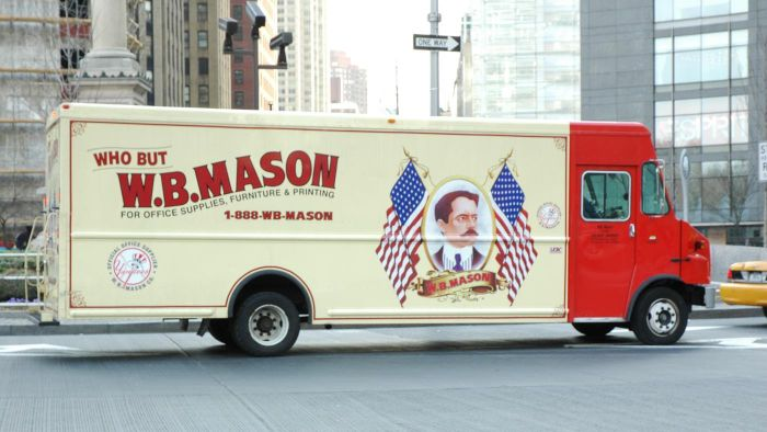 Does W.B. Mason Sell Office Furniture?