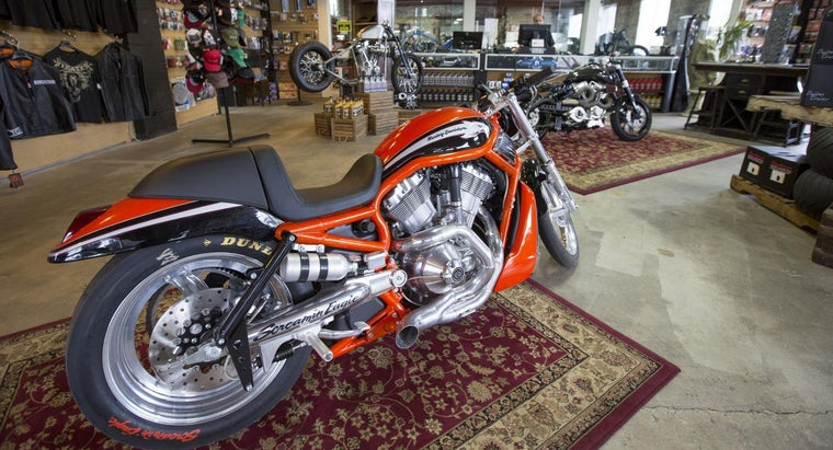 Where Can You Find Used Custom Harleys for Sale?