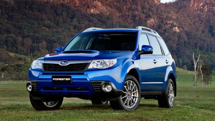 Were There Any Subaru Recalls in 2014?