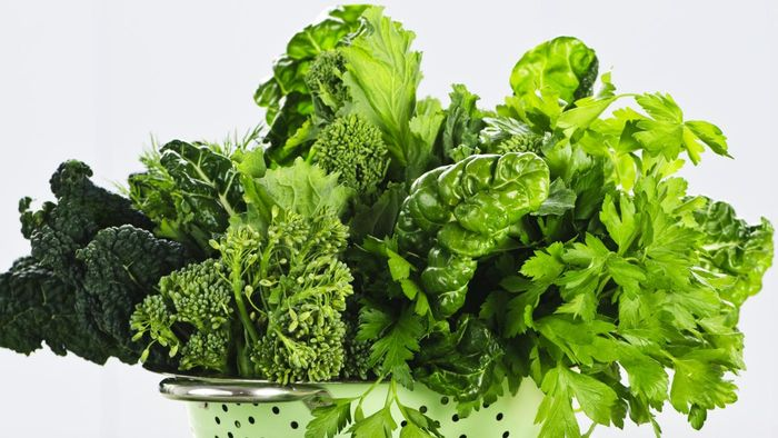 How Do You Find a List of Recipes That Include Dark Leafy Greens?