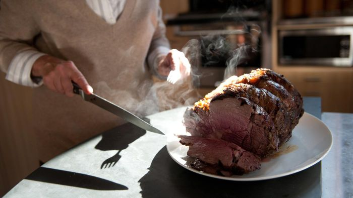 How Was the Prime Rib Roasting Chart Created?