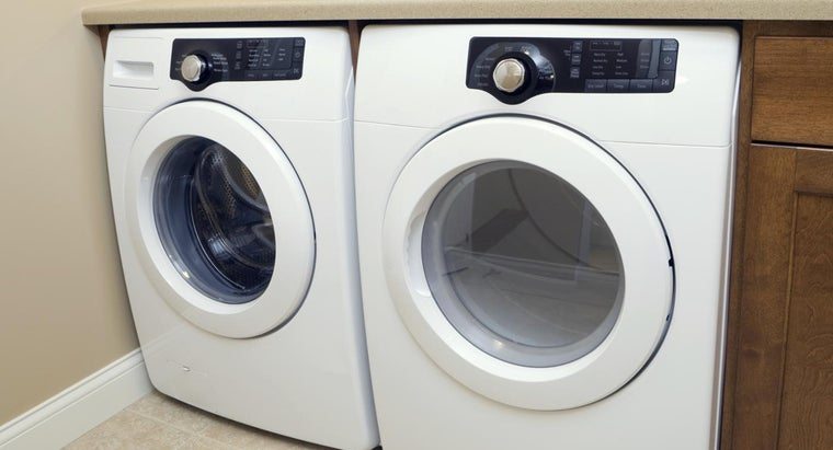 How Energy Efficient Are Front-Loading Washers and Dryers?