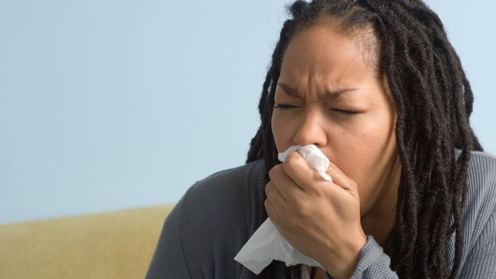 What are some of the most common side effects of COPD?