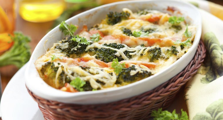 What Are Some Healthy Seafood Casserole Recipes?