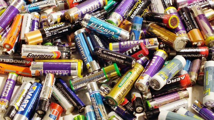 Is There a Chart for Comparing Different Batteries?