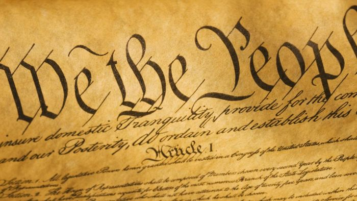 How Can You Read the Full Text of the U.S. Constitution?