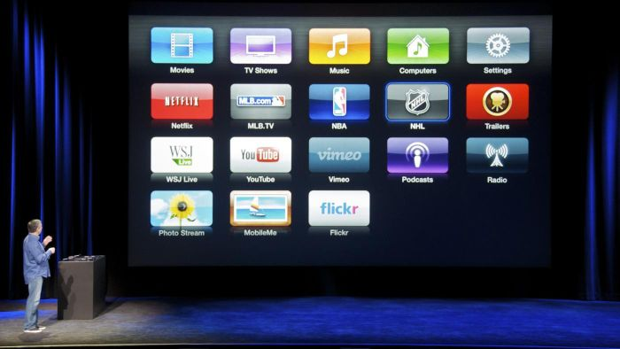 What Services Does Apple TV Provide That Roku Does Not?