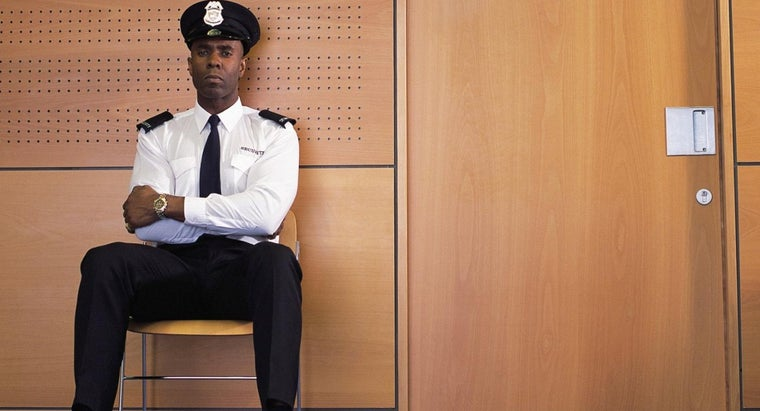 How Do You Pass a Security Guard License Test?
