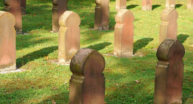How Much Do Burial Plots Cost?